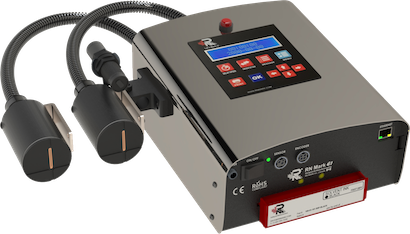 Dual head Industrial small character inkjet printer E1 36 - جت پرینتر